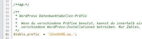 table_prefix
