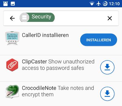 F-Droid und App-Alternativen – Android unter Kontrolle Teil3