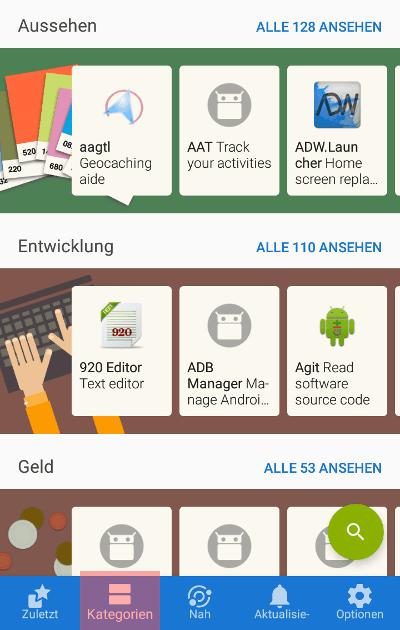 F-Droid und App-Alternativen – Android unter Kontrolle Teil3 ...