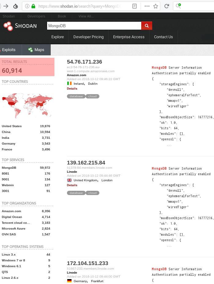 Shodan: Suchmaschine für das »Internet of Shit« ⋆ Kuketz IT